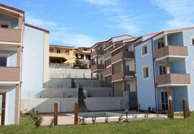 Appartamento a Badesi - Affittimoderni Badesi Poggio - Bilocale piano terra 2 posti