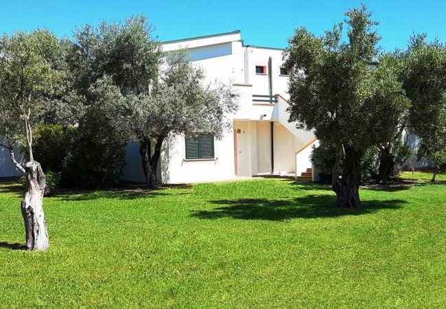 Appartamento a Sant´Andrea Apostolo dello Ionio - Affittimoderni S. Andrea apartments - Bilocale 1° piano condizionatore